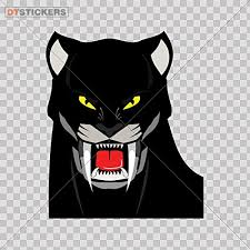 Vinyl Sticker Decal Black Panther Head Atv Car Garage Bike Front Leopard Creature Grin 30 X 252 Inches Fully Waterproof Printed Vinyl Sticker Review Victoriaczaytseva