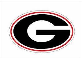 University Of Georgia Bulldogs Dawgs Corn Hole Board Decals Uga Decal Stickers Ebay