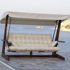 luna 2600 luxury garden swing chair a