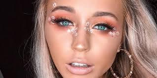 hippie makeup tutorial for
