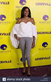 Alexis Nichole Smith attends Red Carpet Premiere of LOSERVILLE on Stock  Photo - Alamy