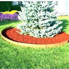 wooden garden edging essentium info