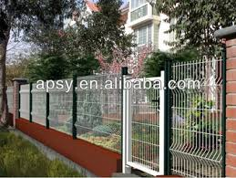 Pvc Painting Welded Wire Mesh Fence Gate New Design Buy Welded Mesh Fence Gate Modern Fence Gate Design Gates And Fence Design Product On Alibaba Com