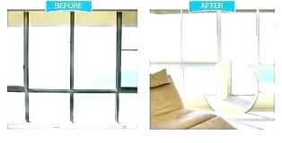 paint metal trim on sliding glass door