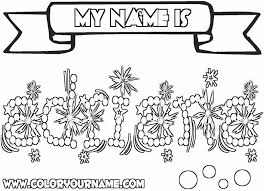 Adriana Coloring Page