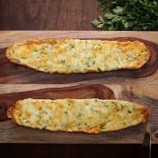 3 cheese garlic bread recipe by tasty