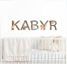 Baby Name Personalized Baby Decor Baby Room Wall Decor Etsy Baby Room Wall Decor Baby Decor Personalized Baby Decor
