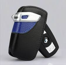 7 series x3 car key case leather bag