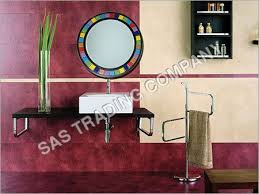 modern wall mirrors at best in