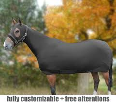 heavy duty horse full body suit is made