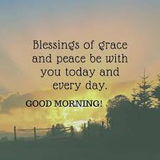 good morning inspirational es