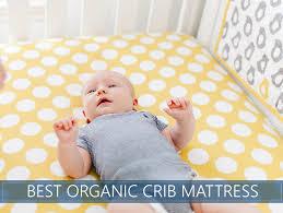 top 4 organic natural crib mattress