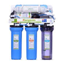 Máy lọc nước RO Kangaroo KG106KV - Không vỏ tủ - Lọc tồng chung cư