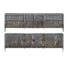 Woodland Scenics Privacy Fence Ho Scale