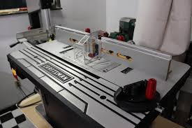 Real Life Review Craftsman 937610 Router Table Rurikia