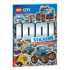 LEGO® City1001 stickers! - AMEET
