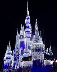 the holidays at disney world