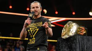 WWE star Adam Cole focused on the present amid historic NXT title reign,  speculation on future - CBSSports.com