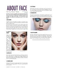 about face hot fall makeup trends