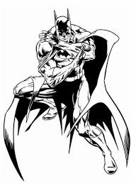 Batman Kleurplaten Batman Batmankleurplaat Lion King Kleurplaten