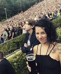 Calo e Ava Lee Gore comemorando o... - Depeche Mode Fan Club Recife |  Facebook