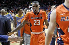 For Illinois basketball player Aaron Jordan, change has been good - Sports  - Journal Star - Peoria, IL