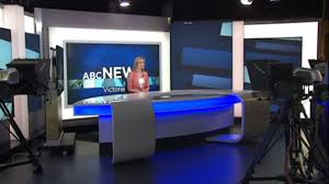 ABC News Victoria Broadcast Set Design ...