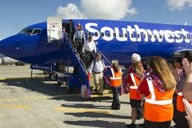 southwest airlines begins s for