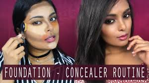how to apply foundation to cover