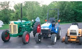 lawn tractor vs garden tractor hawg