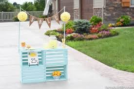 lemonade stand ideas for kids or even a