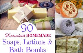 homemade soaps lotions bath s