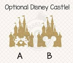We Do Disney Wall Vinyl Decal In This House Disney Inspired Home Decals Jessichu Creations