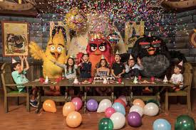 World's first Angry Birds World opens in Qatar - InterPark