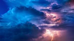 storm clouds ultra hd 5k wallpaper