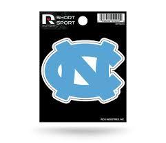 North Carolina Tar Heels Unc 3 Sport Die Cut Decal Bumper Sticker University Of For Sale Online Ebay
