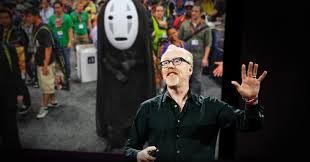 Adam Savage: My love letter to cosplay   TED Talk