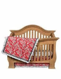 trend lab 3pc crib bedding set