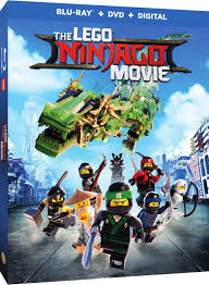 Own The LEGO Ninjago Movie on 4K Ultra HD Blu-ray, 3D Blu-ray, Blu-ray  combo pack and DVD on December 19, or Own It Early on Digital HD on  December 12!