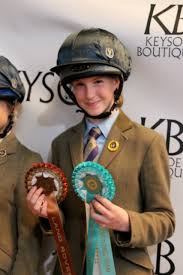 Ivy Fisher takes 7th place at Pony Club Grassroots Championships - Norwich  School