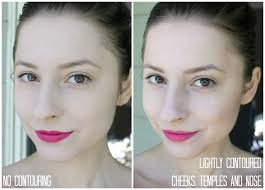 makeup to use for contouring fair skin