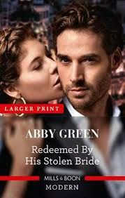 Redeemed by His Stolen Bride by Abby Green, Paperback, 9781489295279 | Buy  online at The Nile