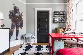 Spotted Online Life Sized Boba Fett Wall Decal Playfully Grownup Home