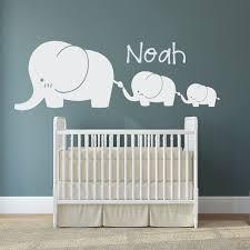 Baby Elephant Nursery Wall Stickers Bubbles Decal For Amazon Art Girl Grey Large Pink Vamosrayos