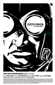 Lobster Johnson The Iron Prometheus ...