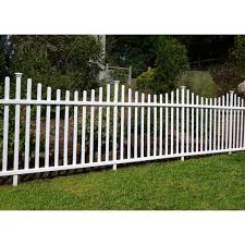 Manchester No Dig Vinyl Fence Kit 42in X 92in 2 Pack Walmart Com Walmart Com