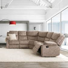 corliving syracuse 5pc curved modular