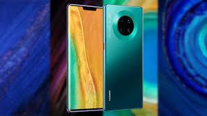Huawei Mate 30 Pro قم بتنزيل الخلفيات الرئيسية الرسمية Gizchina It