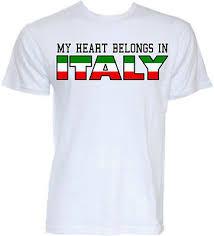 t shirts mens novelty italy flag joke