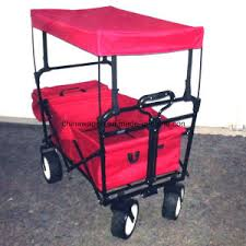 wagon with canopy beach camping cart